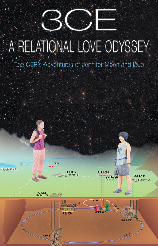 3CE A Relational Love Odyssey The CERN Adventures of Jennifer Moon and laub